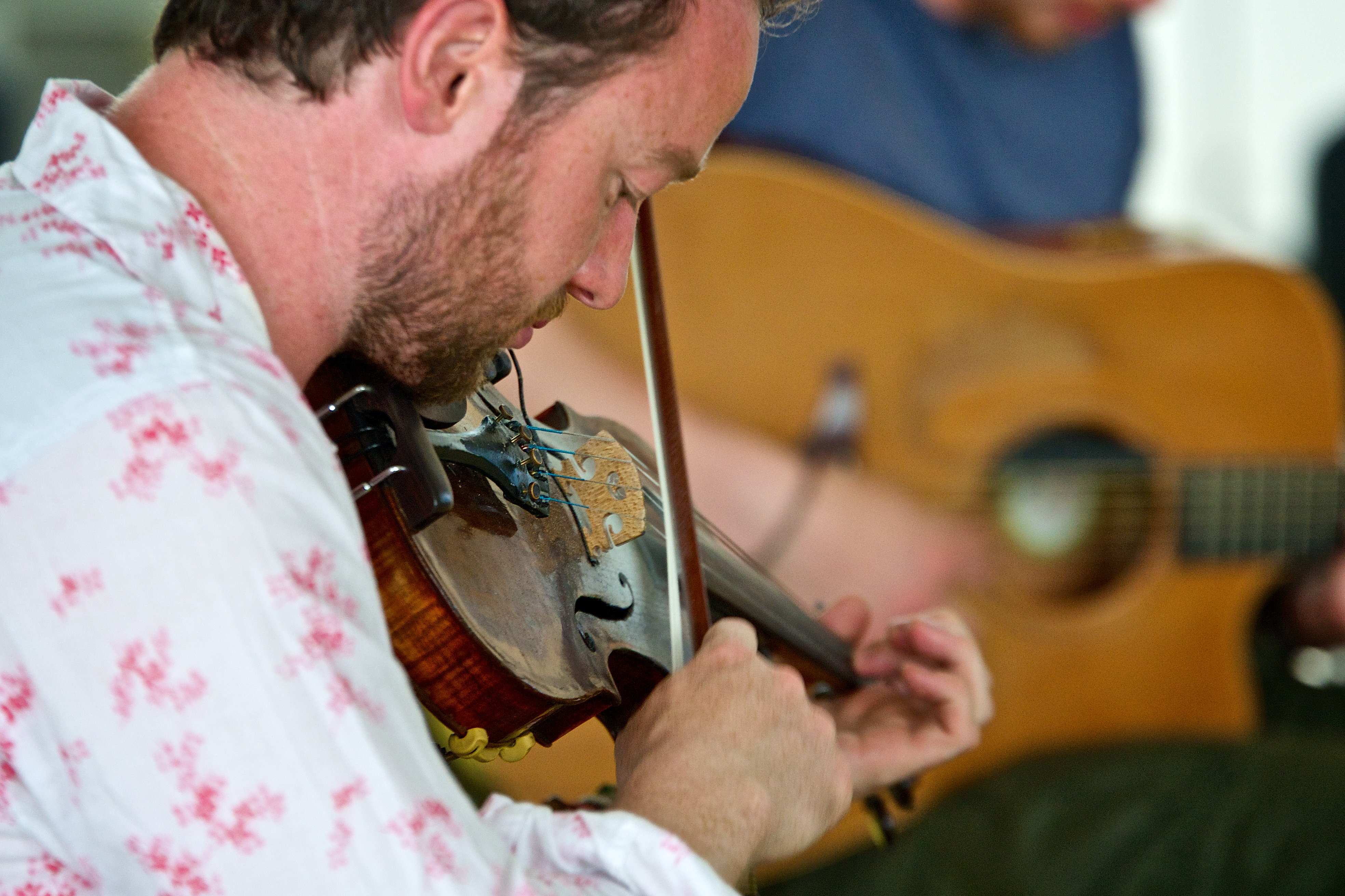 We Banjo 3 @ Ceol na Coille Summer School 2014