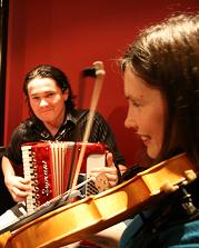 Traditional Irish Music School, Donegal, Ireland