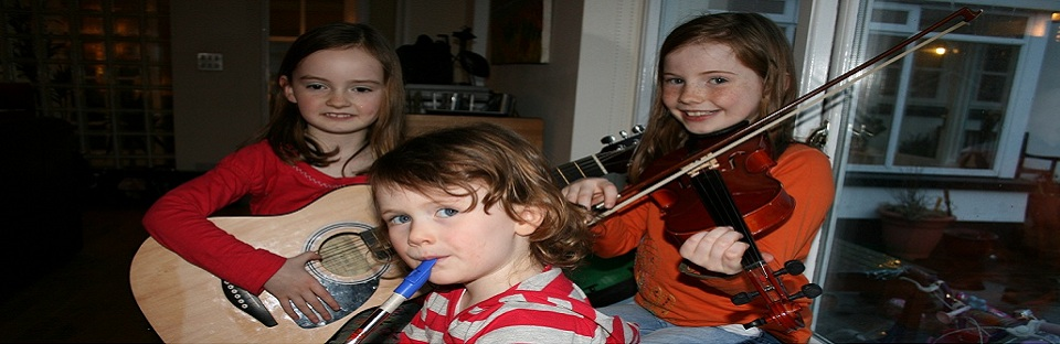 Kids Music Classes Donegal