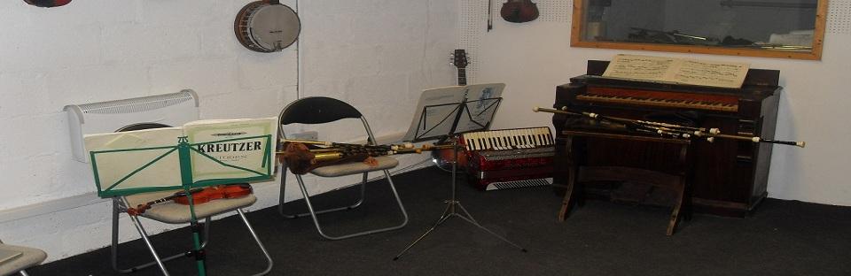 Irish Music School Donegal