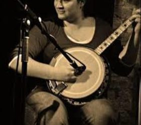 Bronagh Graham, Banjo, Ceol na Coille Summer School, Letterkenny, Co.Donegal, Ireland, Summer School, Traditional Music