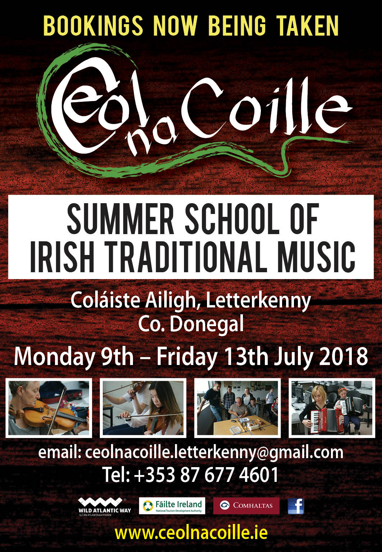Ceol na Coille Irish Music Magazine 2018 Hi Res