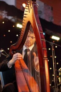 Oisín Morrison, Harp, Flute, Ceol na Coille Summer School, Letterkenny, County Donegal, Ireland, WAW, Wild Atlantic Way, Ireland, Hoildays