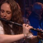 Nicole Delaney, Flute, Ceol na Coille, Summe School, Letterkenny, Donegal, North west, Wild Atlantic Way, WAW, Irish Traditional Music