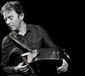 Dermot Byrne, Button Accordion, Ceol na Coille Summer School, Letterkenny, Co.Donegal, Ireland, July 2019